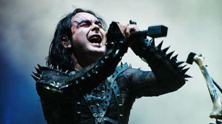 Cradle of Filth: vocalista revela títulos de algumas músicas do próximo disco