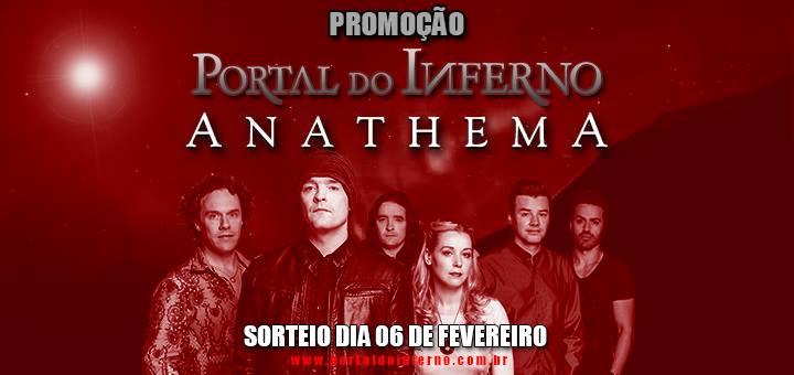 PROMOÇÃO: concorra a ingressos para o Anathema em São Paulo (ENCERRADA)