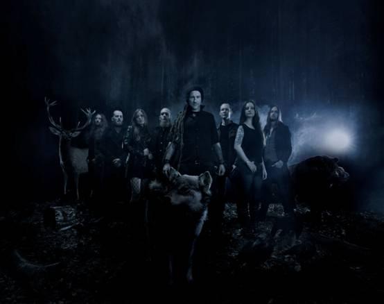 Eluveitie: turnê brasileira terá início em menos de um mês