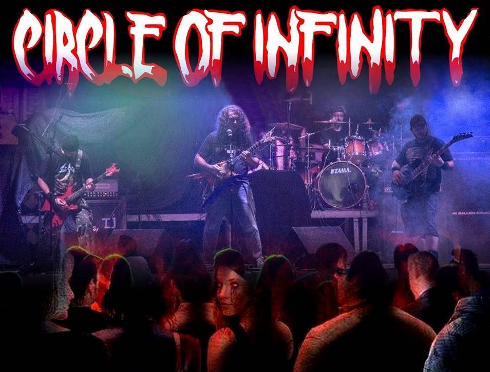 Circle of Infinity: banda confirmada no festival Metal Land em Altinópolis