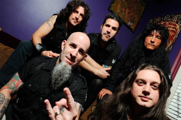 Anthrax: versão nacional do novo álbum terá versão digipack duplo limitado + bônus