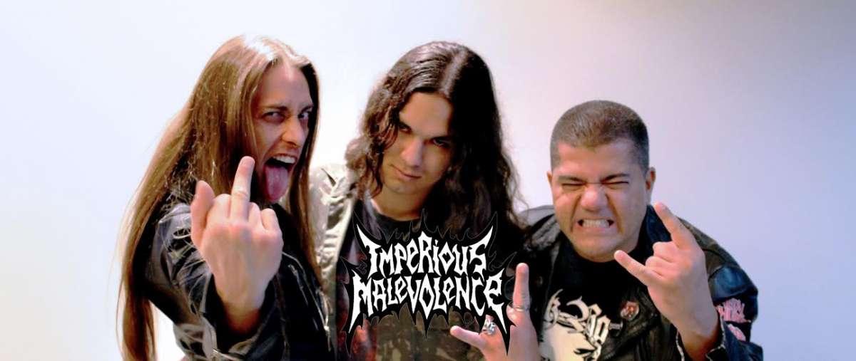 Imperious Malevolence: confira a pré-produção do novo álbum