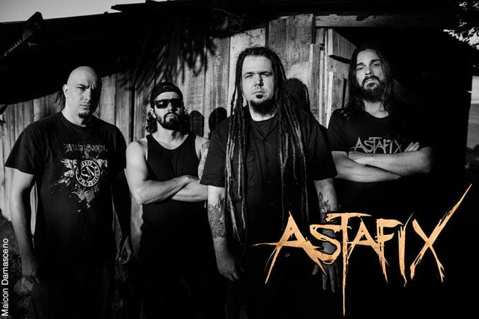 Astafix: álbum disponível no iTunes, Spotify e demais plataformas