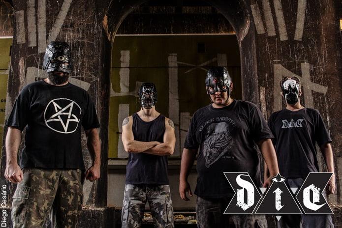 D.I.E.: convidada como banda de apoio para a turnê do Endrah