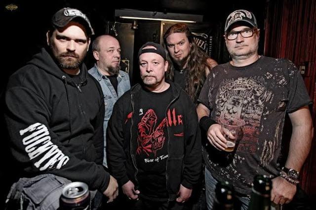 Artillery: banda se apresenta neste domingo no Caveira Velha Rock Bar