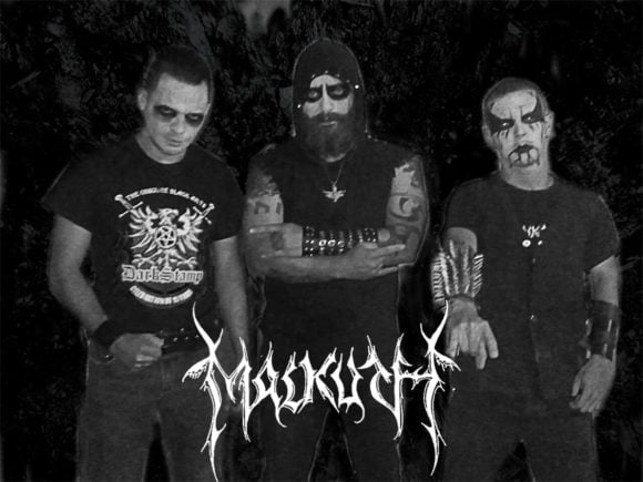 Malkuth: banda firma parceria com a Sangue Frio Produções