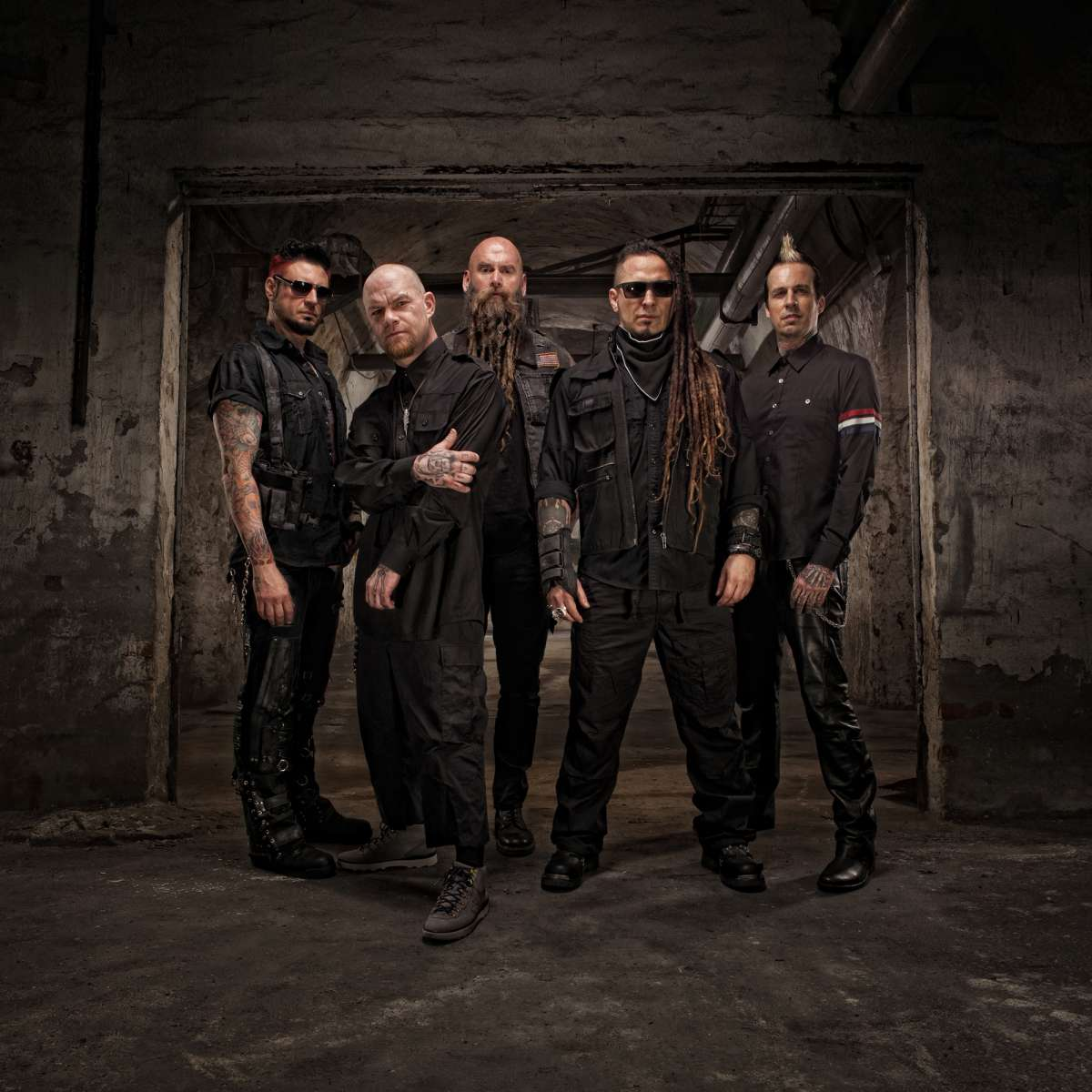 Five Finger Death Punch: shows confirmados no Rio e em BH