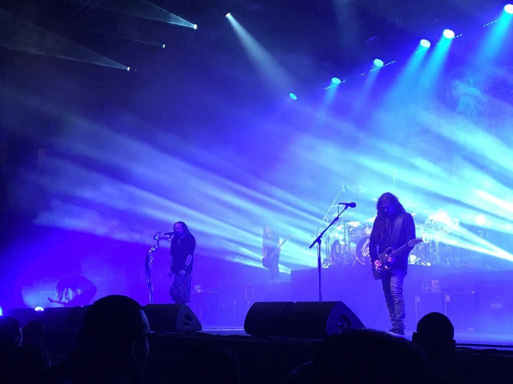 Korn – 19/04/2017 – São Paulo/SP
