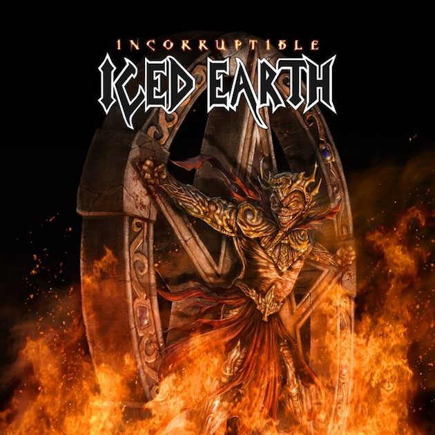 "Iced Earth: Hellion Records lançará novo álbum ""Incorruptible"" no Brasil"