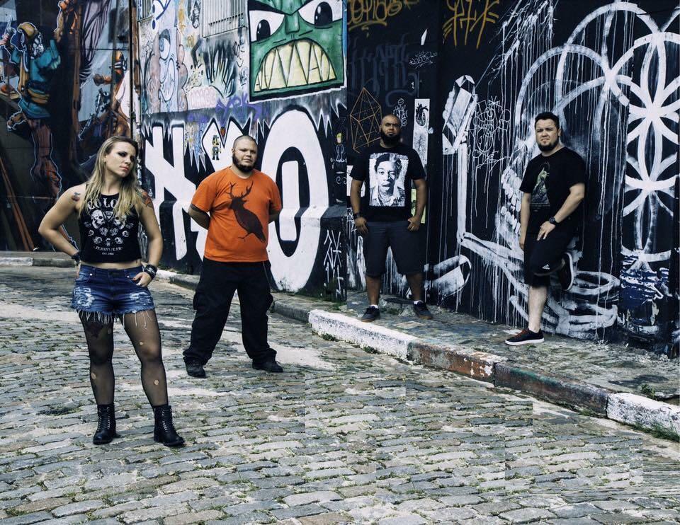 "Bendicta: divulgado teaser de videoclipe da música ""A Cor Que Sangra"""