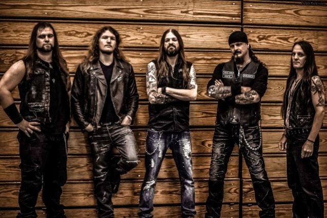 "Iced Earth: divulgado lyric video de ""Great Heathen Army"", faixa inédita de ""Incorruptible"""