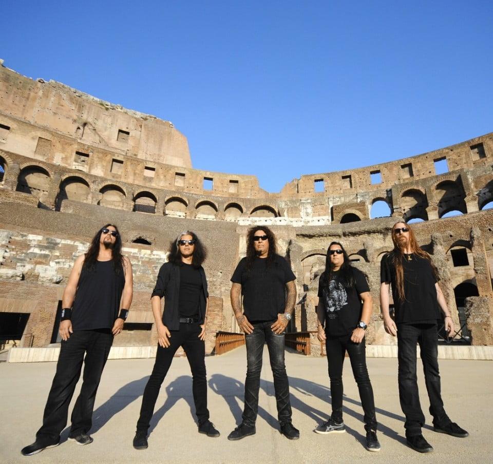 Testament: banda anuncia nova tour pela América Latina com dois shows no Brasil