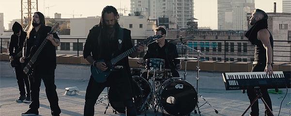 Marcelo Barbosa: confira videoclipe do guitarrista do Angra e Almah com participação de integrantes da Noturnall e Thomas Lang
