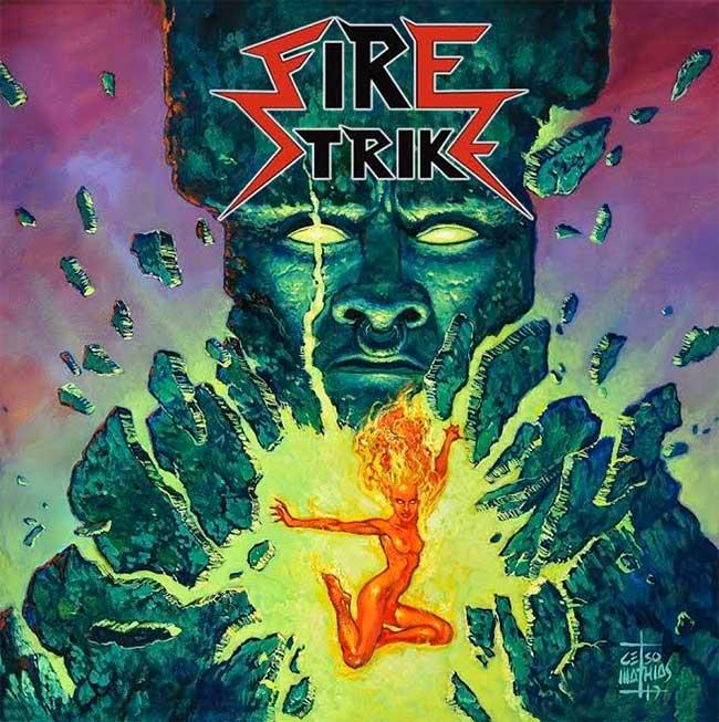 """Fire Strike: álbum de estreia """"Slaves of Fate"""" já a venda"""