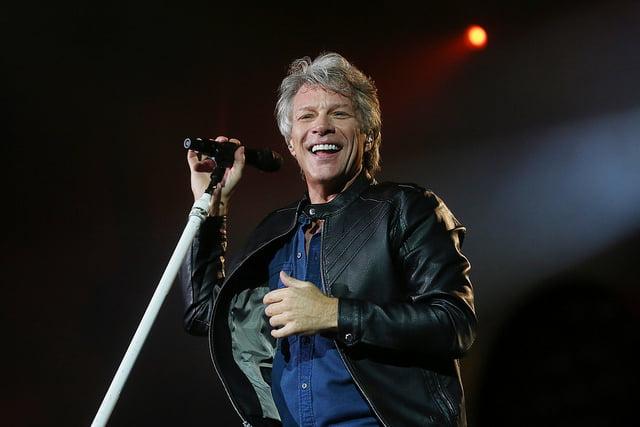 São Paulo Trip – The Kills / Bon Jovi – 23/09/2017 – São Paulo/SP