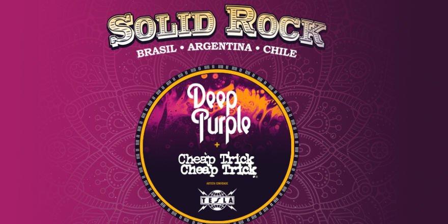Solid Rock – 13/12/2017 – São Paulo