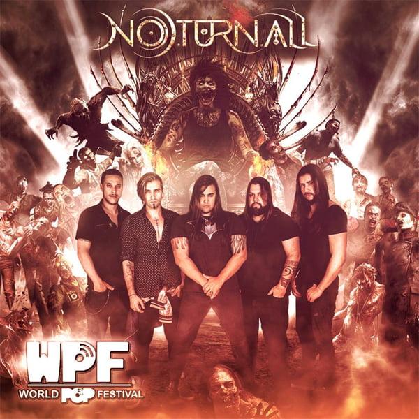 """Noturnall apresenta show """"Freaknight"""" no World Pop Festival dia 20 de Julho"""