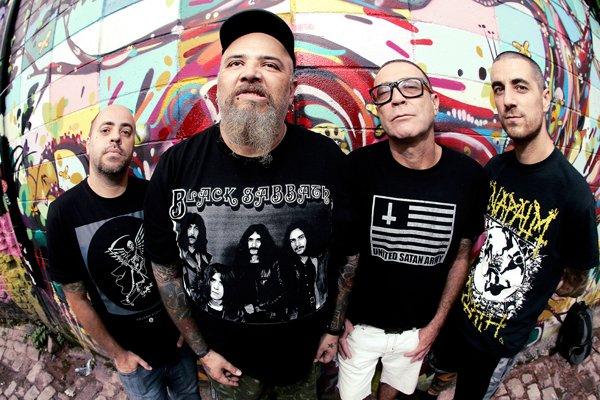 Ratos de Porão: Após turnê na Ásia, banda volta aos palcos brasileiros em Osasco neste sábado