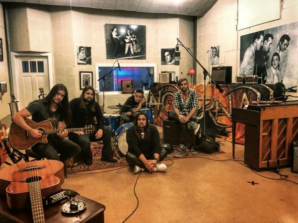 Noturnall lança mini série gravada nos estúdios e pontos turísticos do Rock nos EUA