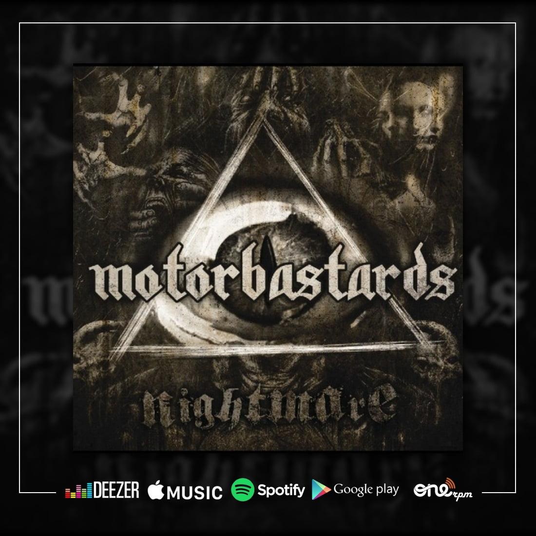 "MOTÖRBASTARDS: Ouça agora o single ""Nightmare"""
