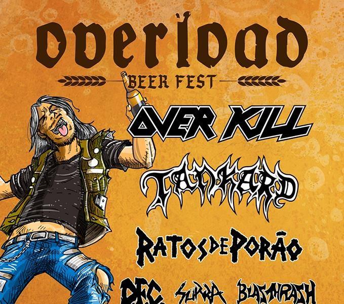 Overload Beer Fest – 03/02/2019 – São Paulo