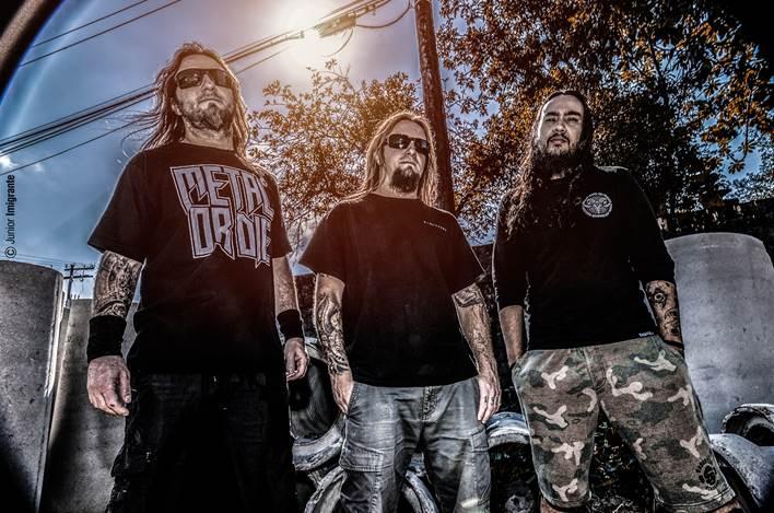 Fã clube do Claustrofobia cria ação para que a banda abra para o Slayer em São Paulo