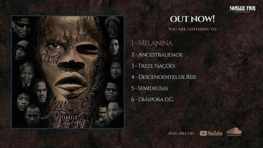 """Quilombo: ouça agora o EP """"Itankale""""!"""