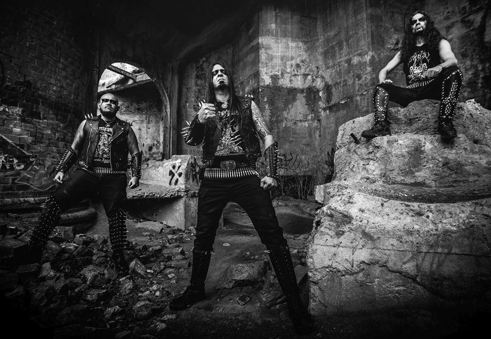 Impiety: veterana banda de Death/Black Metal da Singapura, faz turnê na América Latina no mês que vem