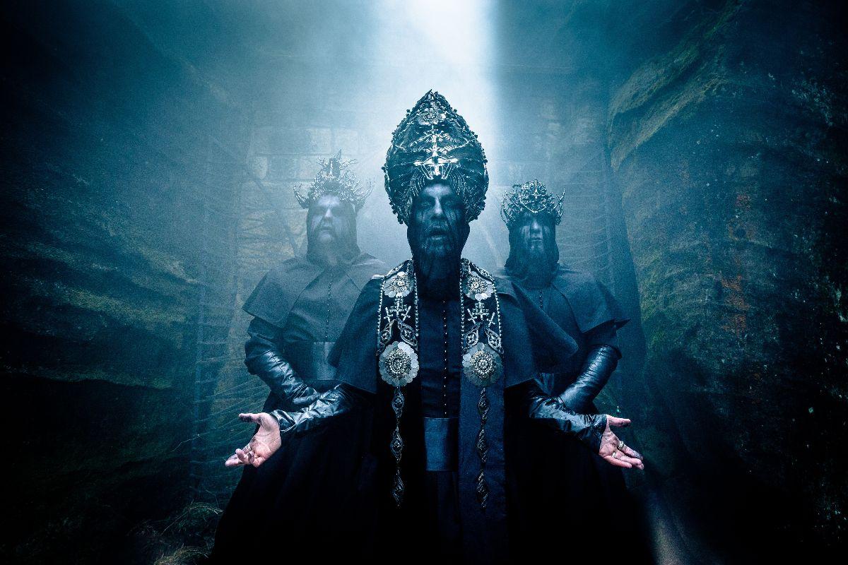 Behemoth faz única apresentação no Brasil, neste domingo, em São Paulo