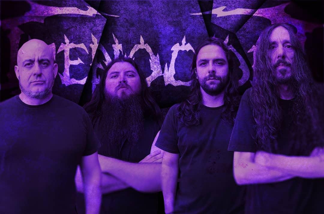 Genocídio: Lenda do Metal nacional se apresenta em Curitiba no palco do Hangar