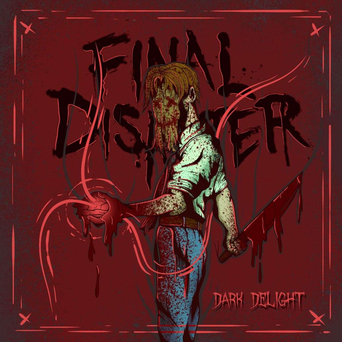 """Final Disaster: Assista o lyric vídeo de """"Dark Delight"""""""