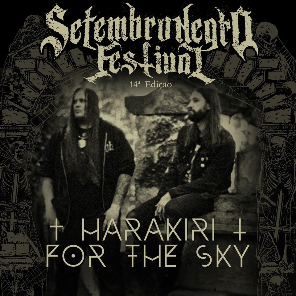 Harakiri For The Sky: Austriacos apresentam seu 'Post Black Metal' no Setembro Negro 2020