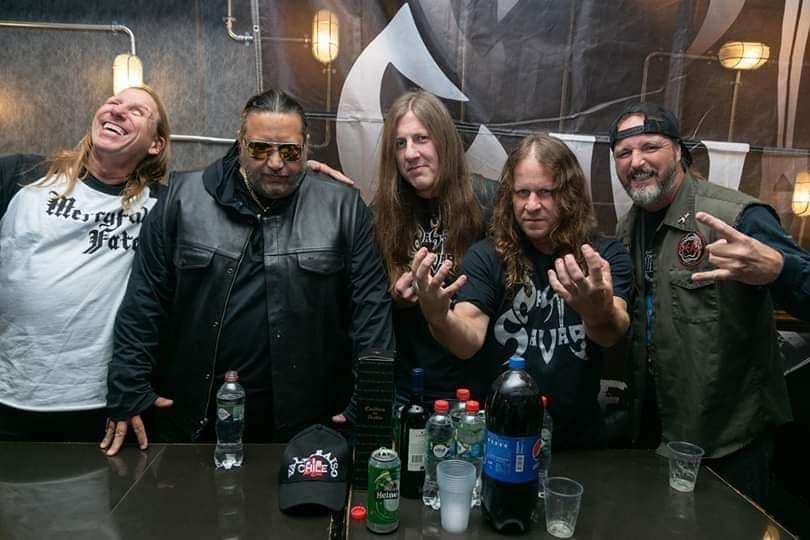 Nasty Savage segue confirmado como headliner do Armageddon Metal Fest 2021