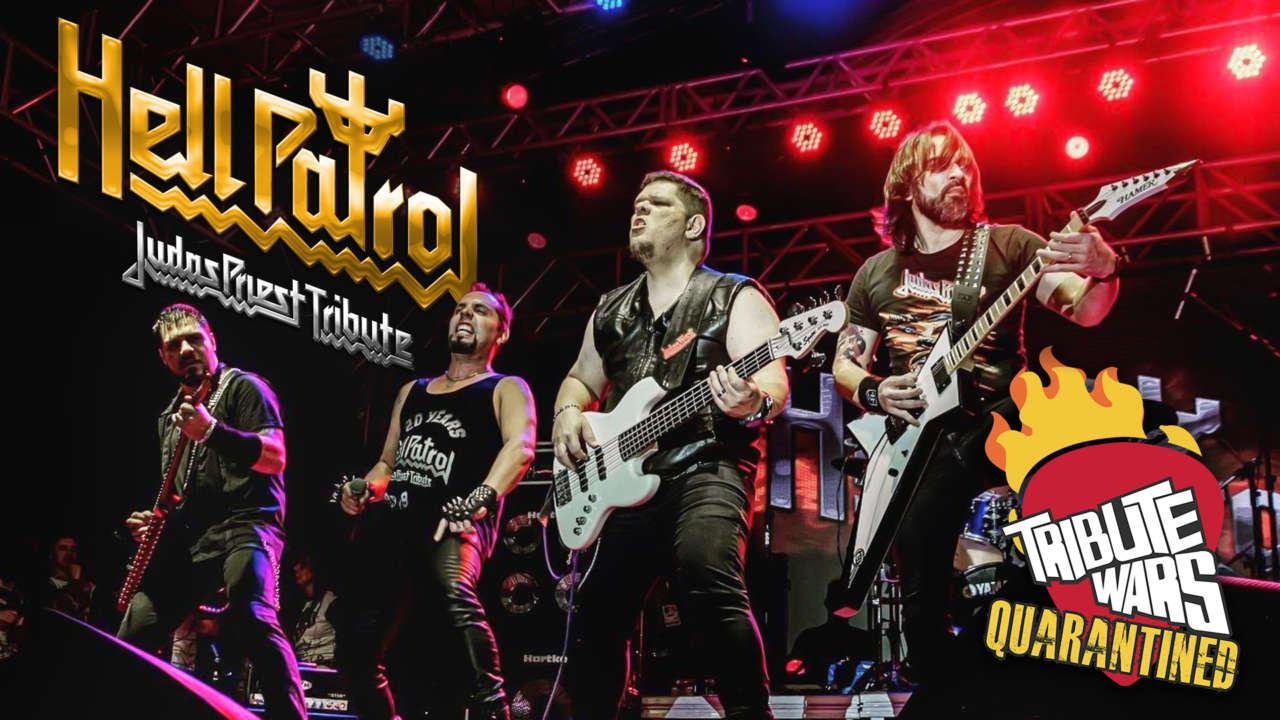 Tributo brasileiro ao Judas Priest em disputa internacional