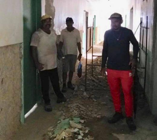 56697055 374544199803794 1960338496845512704 n 520x465 - Obras de reforma e ampliação do Hospital Municipal de Alhandra vão aumentar e melhorar atendimento à população
