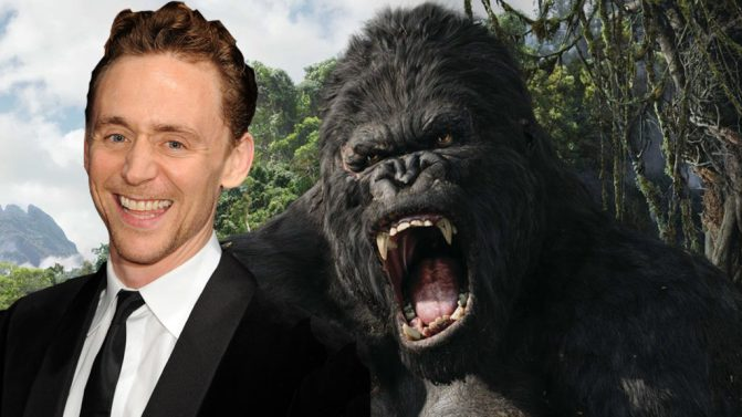 Hiddleston-Kong