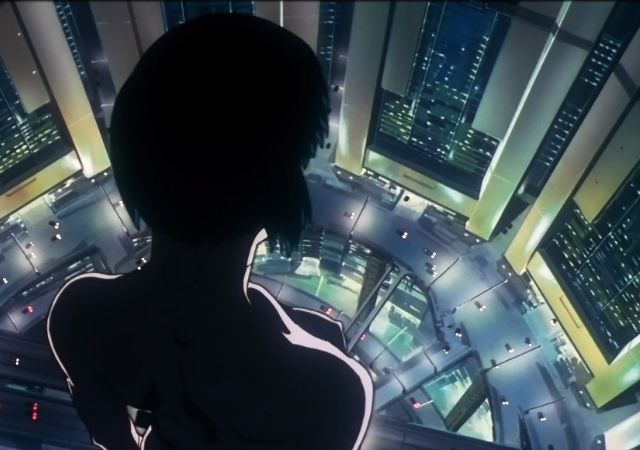 ghost in the shell 95.0