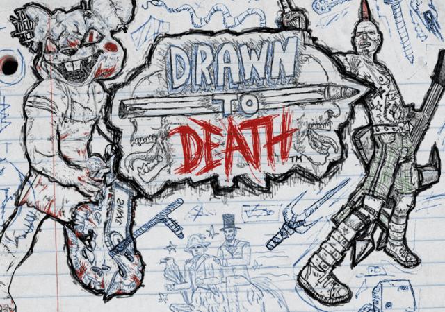 drawn to death 3 rr8a