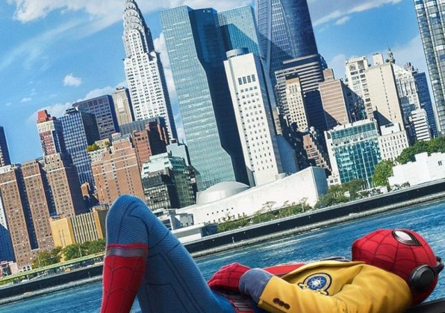 spider man homecoming poster