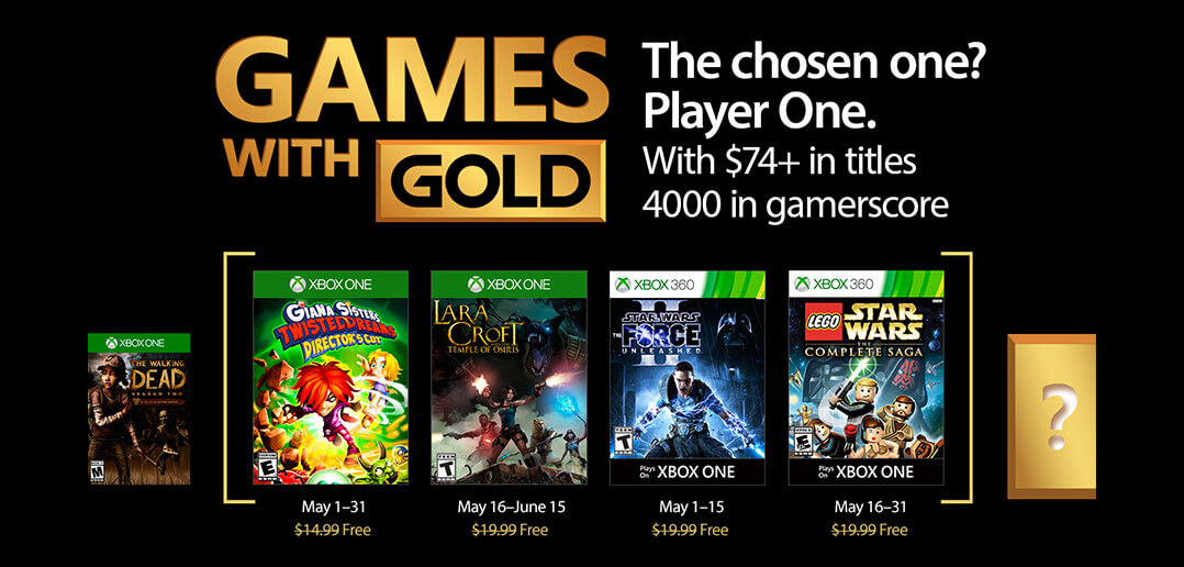 games with gold maio de 2017 featured