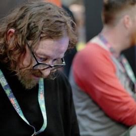 Glenn Fabry, artista de Preacher, volta ao Brasil para a CCXP 2017