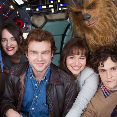 Treta no filme do Han Solo, diretores são demitidos