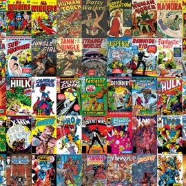 5 quadrinhos para aperfeiçoar o inglês de jovens/adultos.