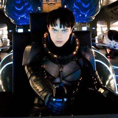 Vídeo mostra os bastidores da superprodução 'Valerian e a Cidade dos Mil Planetas'