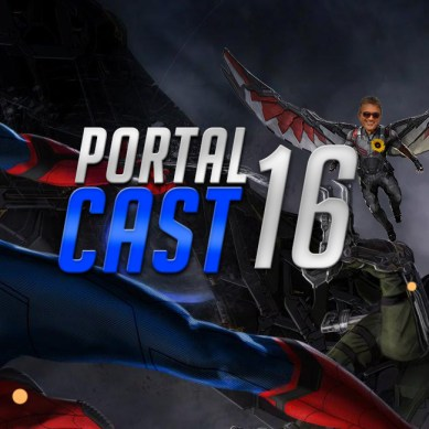 Portal Cast 16 | Homem-Aranha de Volta ao Lar