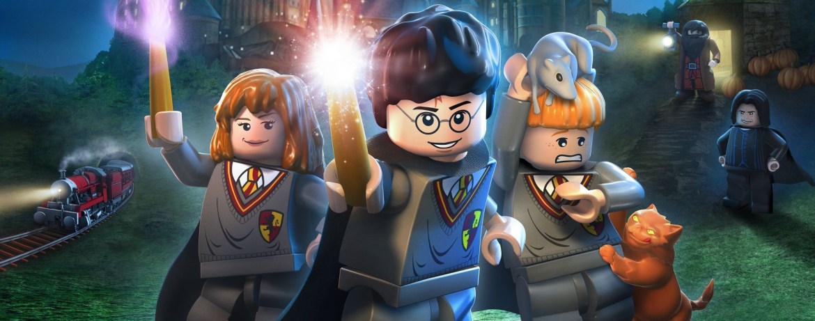 lego harry potter years 1 4 standard
