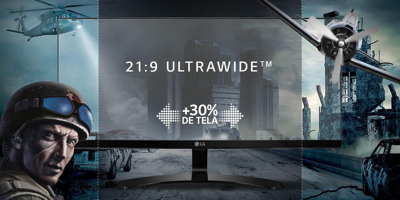 ultrawide gamer