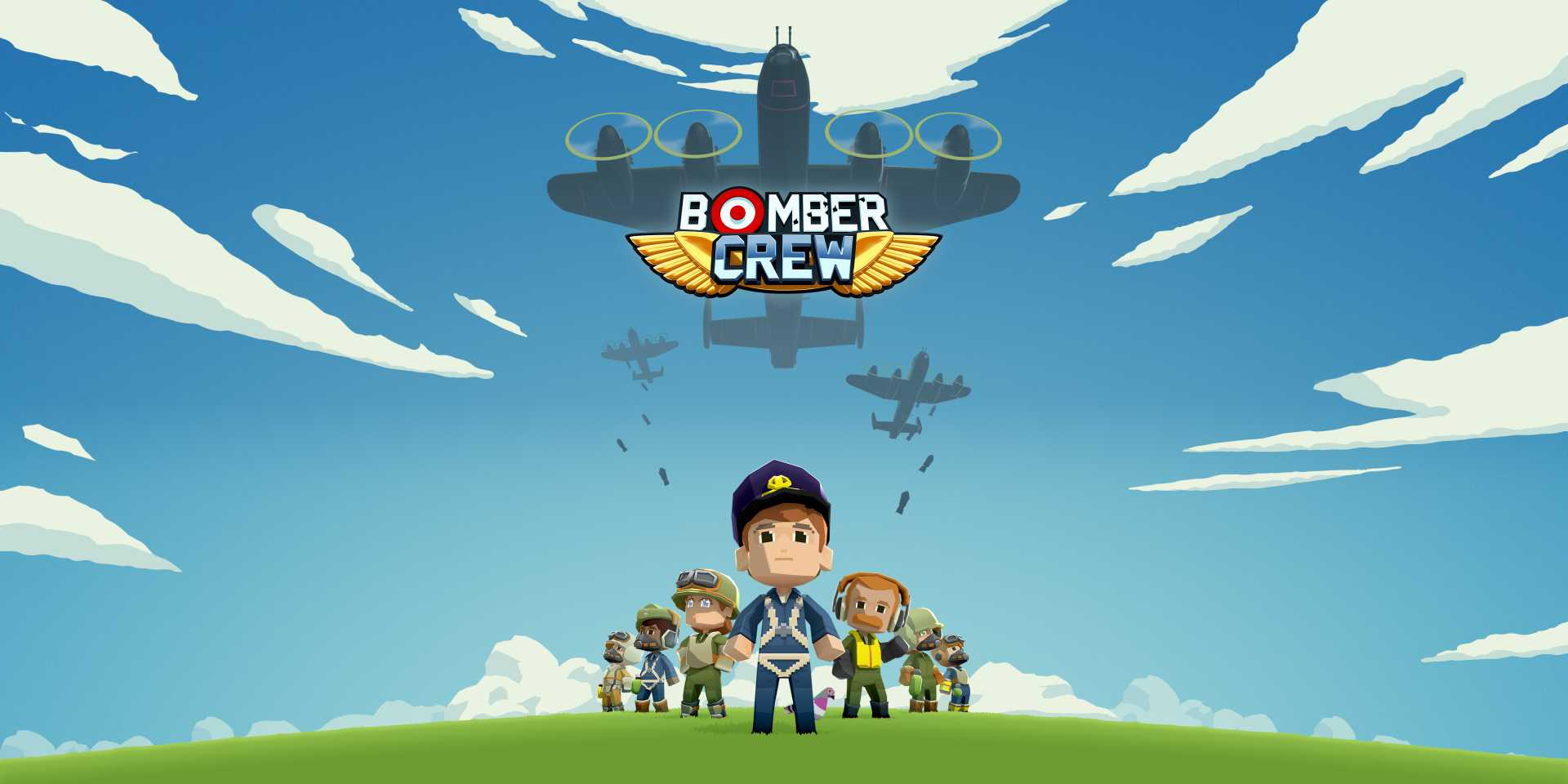 Bomber Crew   Key Art 1503399504