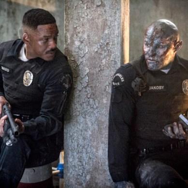 Confira Will Smith e Joel Edgerton no novo trailer de Bright, o longa com tiros, trolls e outras coisas