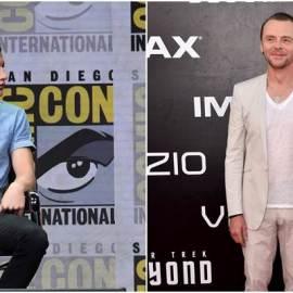 Tye Sheridan e Simon Pegg, de Jogador Nº1, confirmam participação na Comic Con Experience 2017